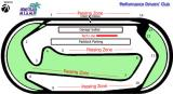 Map Homestead-Miami Speedway